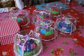 kinder workshop minitaartjes1 Food&Cake Partycreations